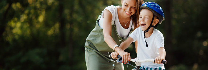 Présentation de la draisienne vélo